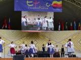 Bóbita fellépés az Etnikai Kisebbségek Fesztiválján